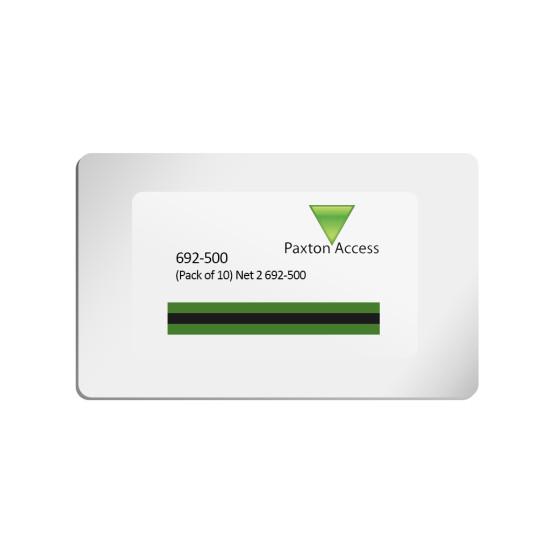 Paxton Net2 ISO printable proximity card