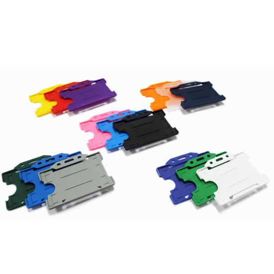 Open Faced Card holders Landscape - pack of 100