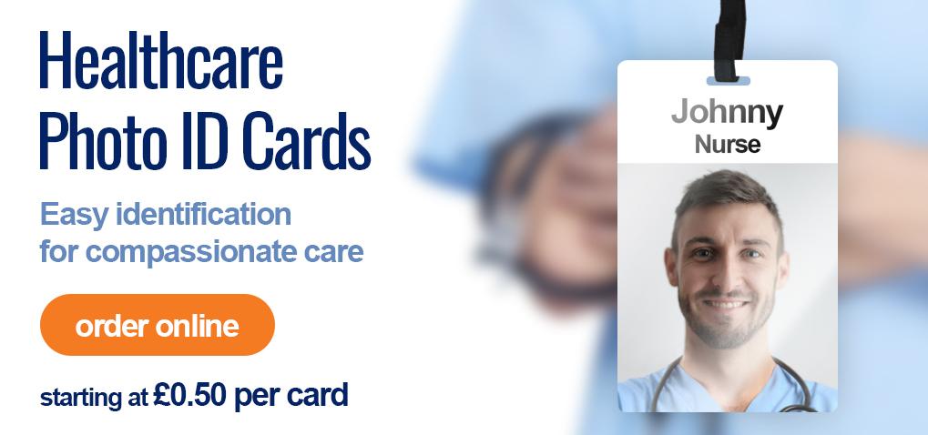 Healthcare Photo ID Cards through ID Card Centre