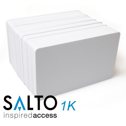 Salto Mifare 1K Construction Key Card | Free UK Shipping