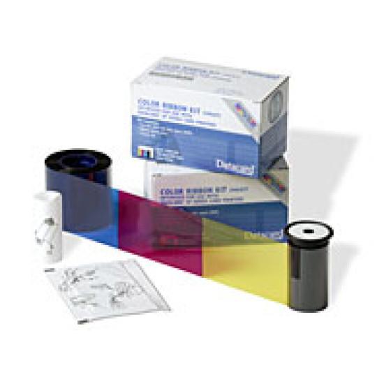 Datacard YMCKT Colour Printer Ribbon 534700-001-R010