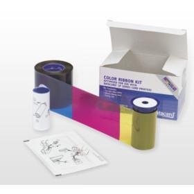 Datacard YMCKT Short Panel Colour Printer Ribbon 534000-004