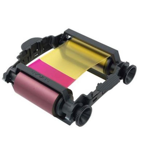 Evolis Badgy VBDG204EU YMCKO Colour Ribbon 100 prints