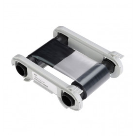 Evolis Black & Overlay Printer Ribbon R2F010NAA