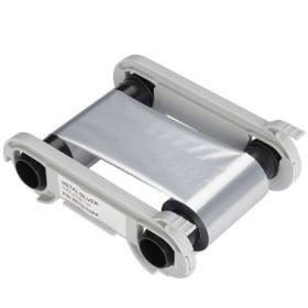 Evolis RCT017NAA Silver Printer Ribbon