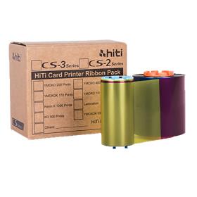 HiTi YMCKO Full-colour Ribbon – 400 prints