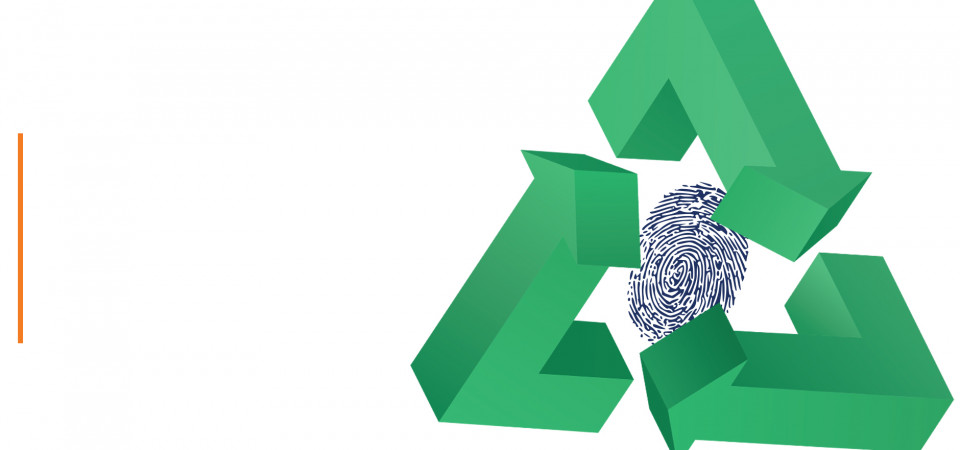 Secure recycling with ID Card Centre