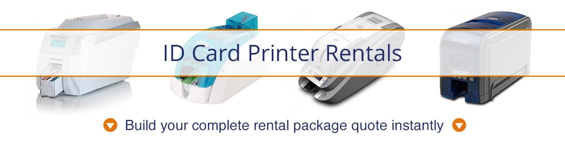 Printer rentals banner