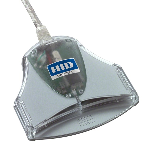 An image of HID Omnikey 3021 USB Card Reader