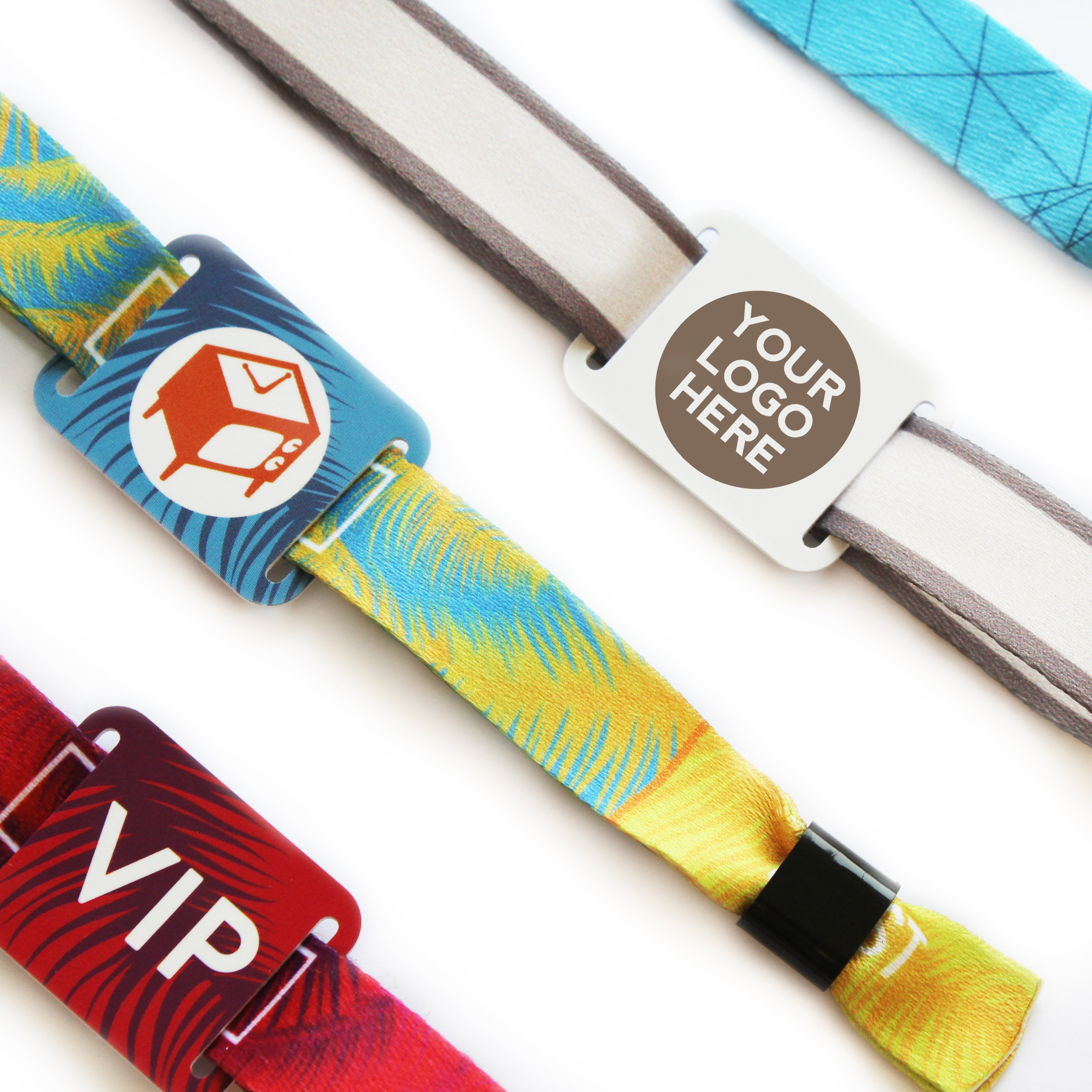 An image of Branded Event Wristbands