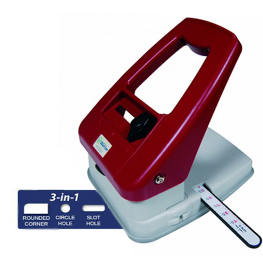 An image of ID Card 3-in-1 Hole Punch