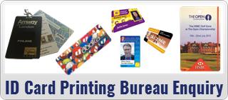 Id Card Printing Bureau Enquiry