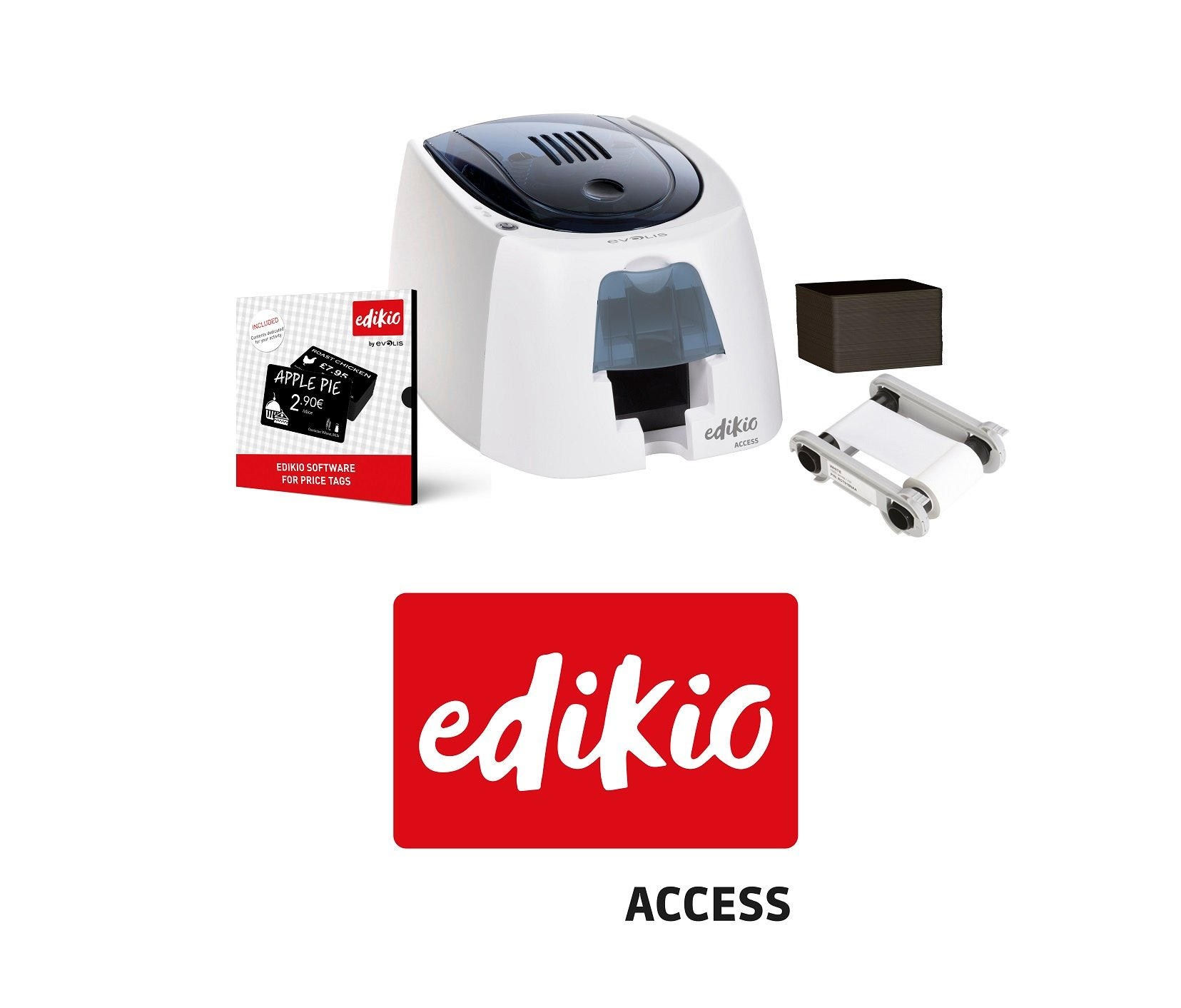 An image of EDIKIO Access - Price Tag Solution