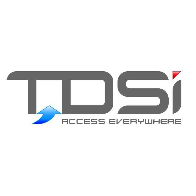 An image of TDSi Proximity Sticker