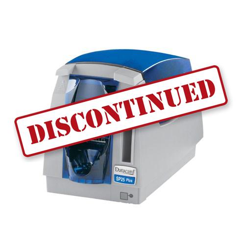 An image of Datacard SP25 Plus ID Card Printer Rewriter