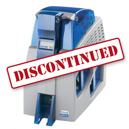 An image of Datacard SP75 Plus Double Sided ID Card Printer