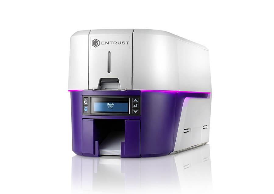 An image of Entrust Sigma DS1 Simplex ID Card Printer - 525300-001