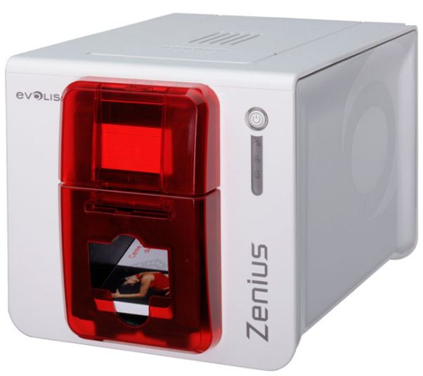 An image of Evolis Zenius Classic Card Printer