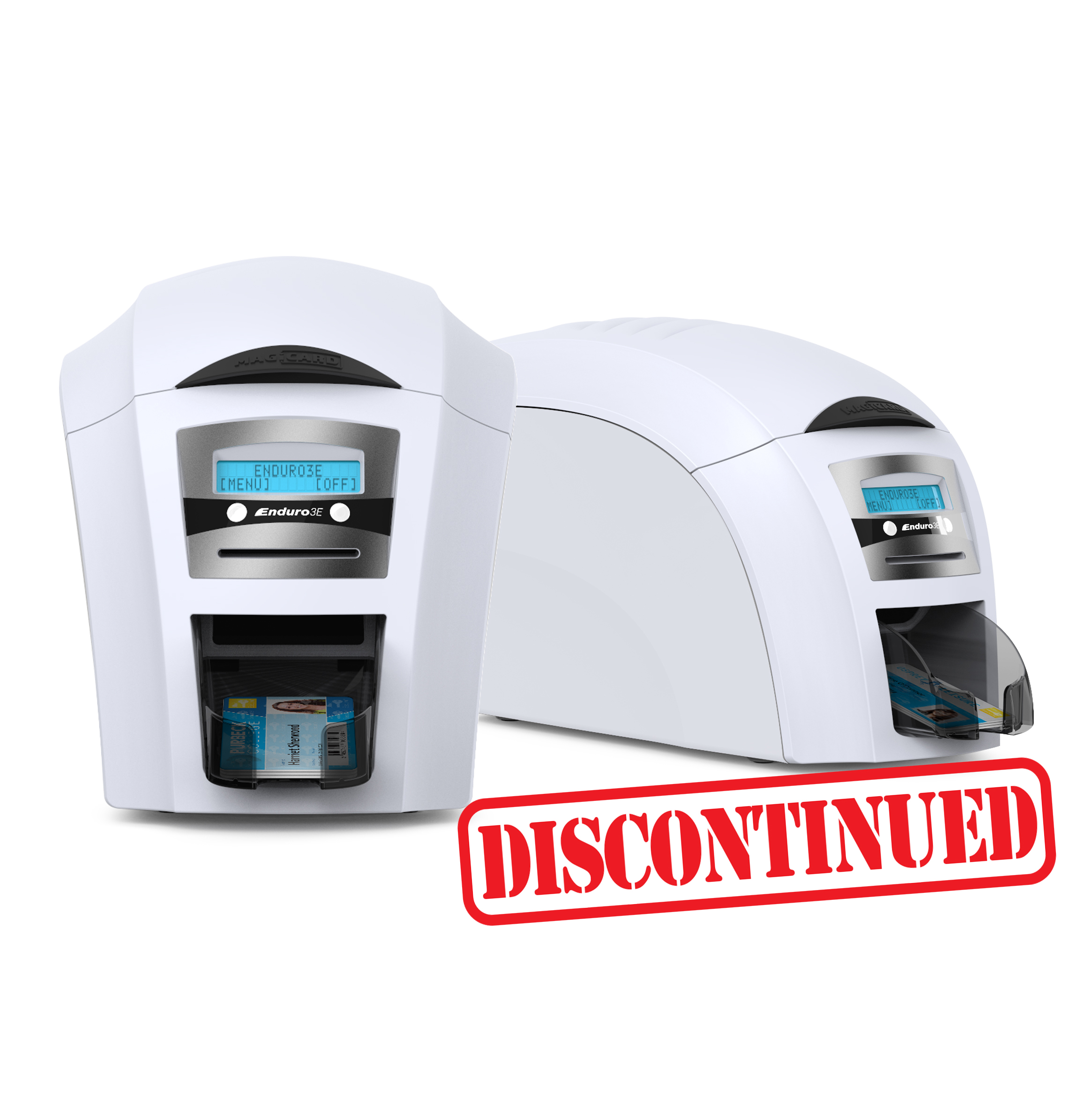 An image of Magicard Enduro3E ID Card Printer