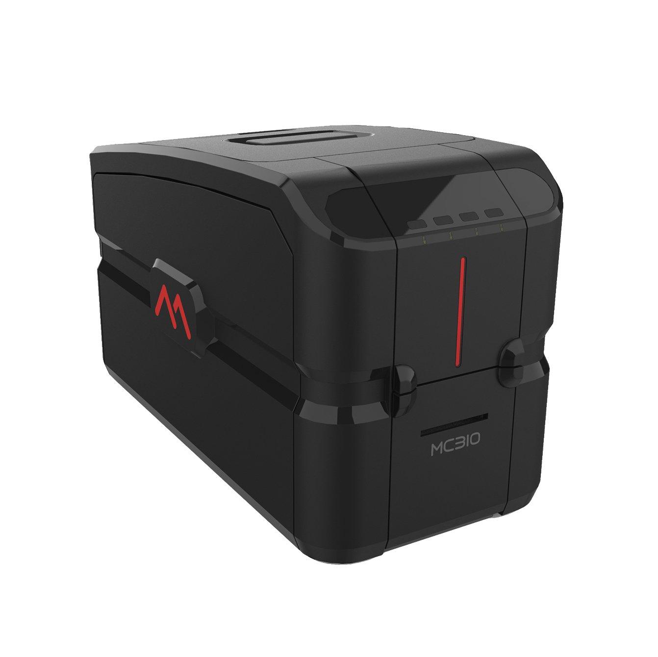 An image of Matica MC310 ID Card Printer - Dual Sided