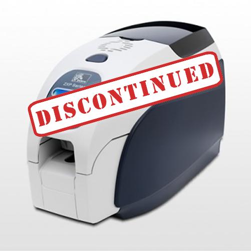 An image of Zebra ZXP Series 3 Single Sided ID Card Printer