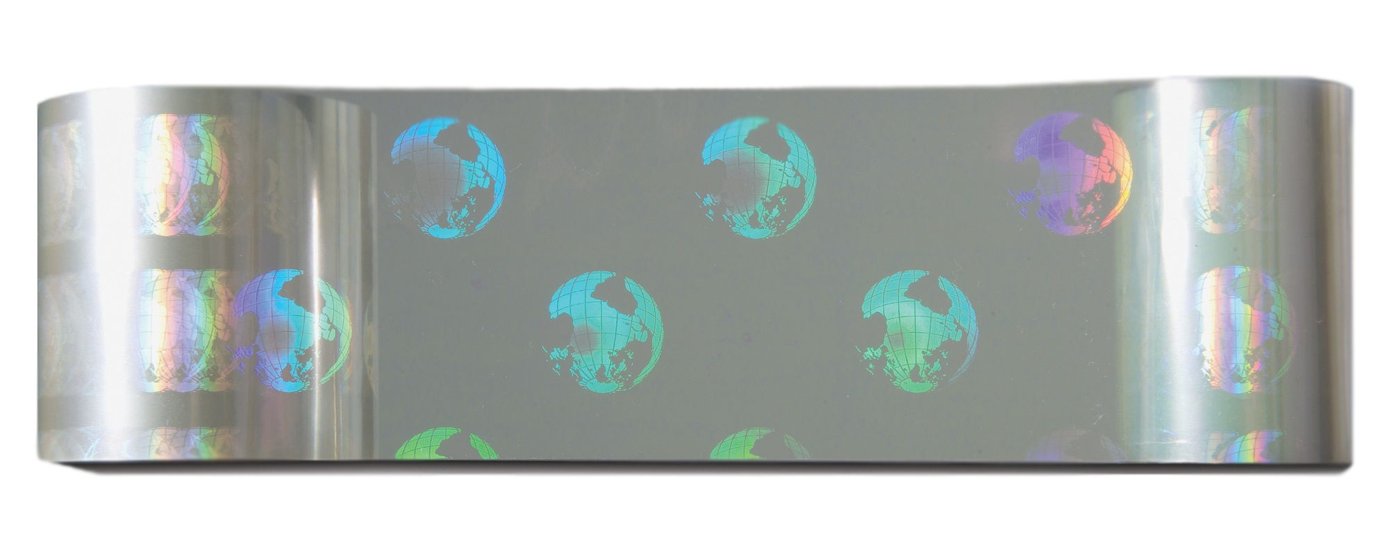 An image of M9007-234R Magicard 0.6mil Holographic Overlay Film
