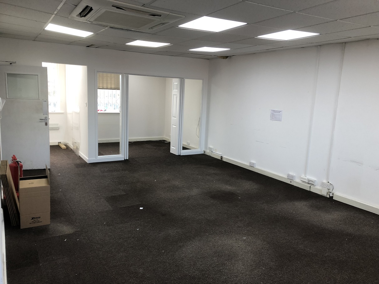 Scirocco Close Office empty
