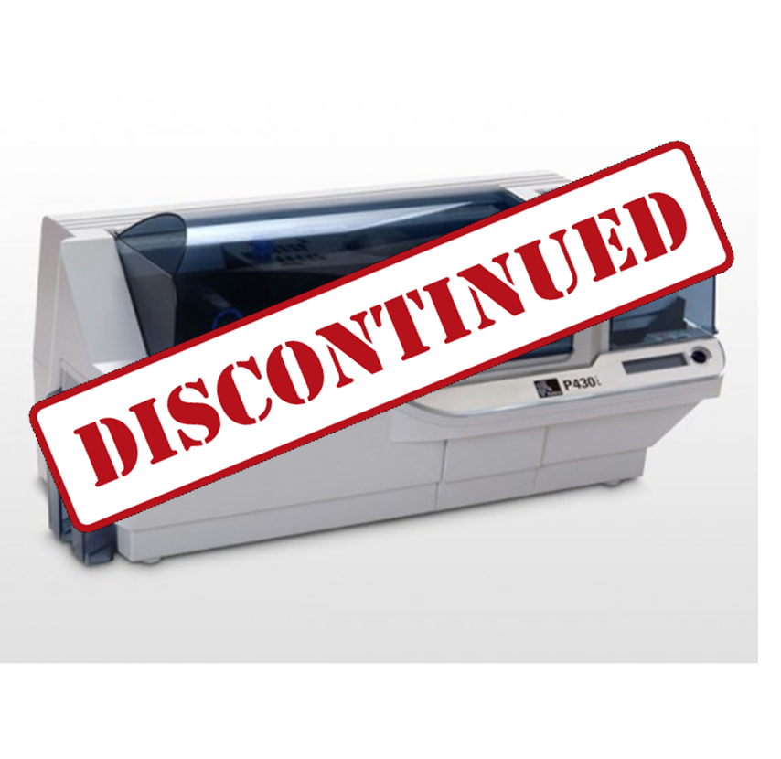 An image of Zebra P430i Double Sided ID Card Printer